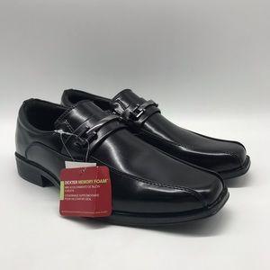 Dexter Comfort  Men's Crosby Bit Black Slip-On